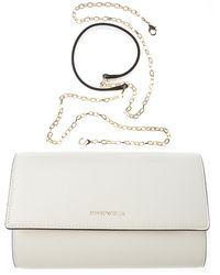Emporio Armani Wallet For Women - White