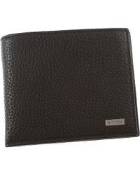 purchase cheap e8508 ab60a Wallet for Men In Saldo - Nero