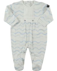 Versace - Baby Bodysuits & Onesies For Boys - Lyst