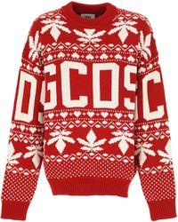 Gcds Pullover für Damen - Rot