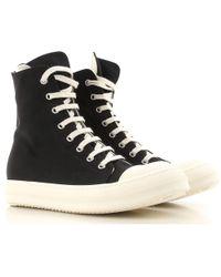 Rick Owens Drkshdw - Shoes For Women - Lyst