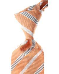 Moschino Cravates Pas cher en Soldes - Orange