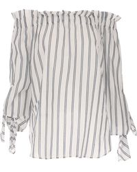Erika Cavallini Semi Couture - Top For Women On Sale - Lyst