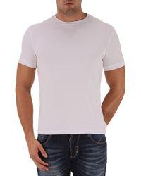 Cher Pour Lyst Shirt Pas En Armani T Emporio Homme Soldes qCIwCPzv