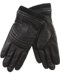 Emporio Armani - Handschuhe für Herren Günstig im Sale - Lyst
