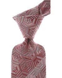 Missoni Cravates Pas cher en Soldes - Multicolore