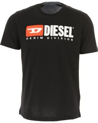 DIESEL - T-Shirt Uomo In Outlet - Lyst