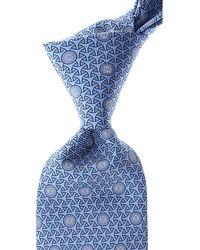 Loewe Corbatas Baratos en Rebajas - Azul