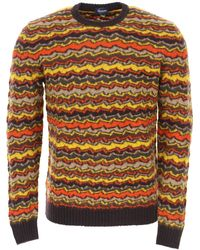 Drumohr Sweater Sweater On Sale In Outlet - Multicolor