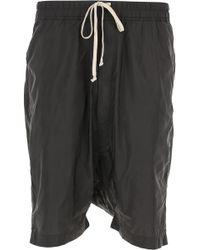 Rick Owens Drkshdw Mens Clothing On Sale In Outlet - Black