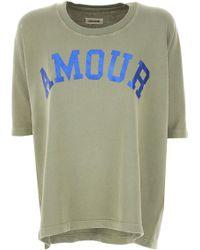 Zadig & Voltaire Sweatshirt für Damen - Grün