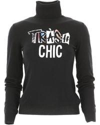 Moschino Clothing For Women - Black
