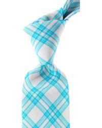 Kiton Cravates Pas cher en Soldes - Blanc