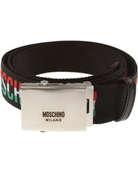Moschino - Womens Belts - Lyst