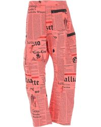 John Galliano - Pants For Men - Lyst