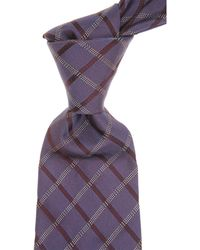 S.t. Dupont Ties - Purple