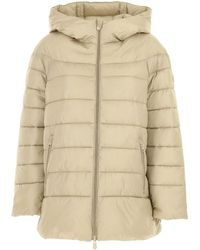 Save The Duck Down Jacket For Women - White