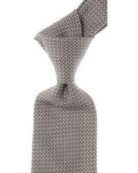 Tom Ford Corbatas Baratos en Rebajas - Gris