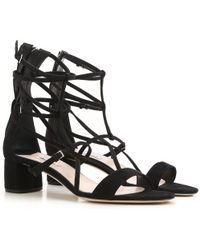 Miu Miu Shoes For Women - Black