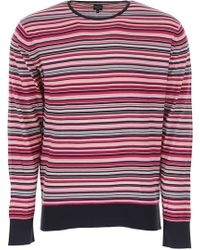 Paul Smith - Sweater For Men Jumper On Sale In Outlet - Lyst