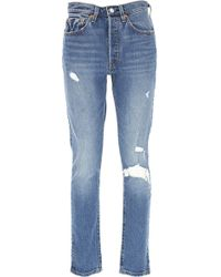 Levi's Clothing For Women - Blue