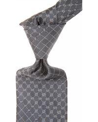 Versace Cravates Pas cher en Soldes Outlet - Gris