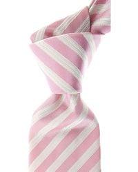 Kiton Cravates Pas cher en Soldes - Rose