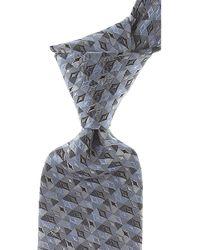 Emilio Pucci Cravatte In Saldo - Blu