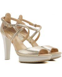 plus récent a926b ec9ae Chaussures Femme Pas cher en Soldes Outlet - Blanc