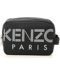 KENZO - Cosmetic Pouch - Lyst