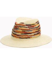Rag & Bone - Panama Hat - Lyst