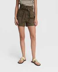 Rag & Bone Field Cargo Shorts - Multicolour