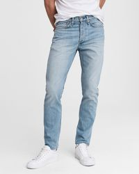 Rag & Bone Fit 2 - Palmetto Slim Fit Mid Indigo Authentic Stretch Jean - Blue