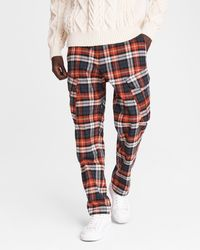 Rag & Bone Corbin Cargo Ii Relaxed Fit Cotton Pant - Multicolour
