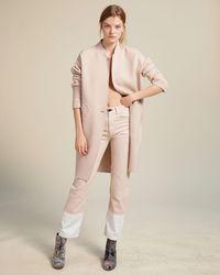 Rag & Bone Darwen Coat - Pink