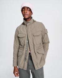 Rag & Bone Adam Field Jacket - Green