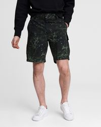 Rag & Bone Arkair Commando Short - Exclusive Slim Fit Short - Water Resistant Finish - Black