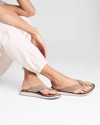 Rag & Bone Parker Flip Flop - Multicolour