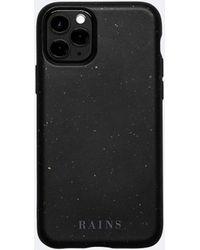 Rains Iphone 11 Pro Cover - Black