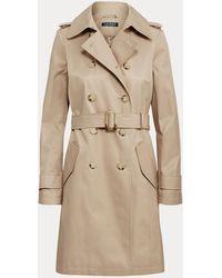 Ralph Lauren - Trench-coat - Lyst