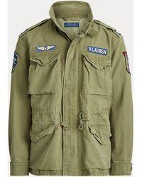 Ralph Lauren L'iconica giacca militare - Verde