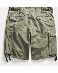 RRL Pantalones Cortos Cargo - Verde