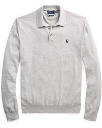 Polo Ralph Lauren - Polo-Pullover aus Baumwolle - Lyst