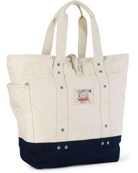Polo Ralph Lauren - Canvas East Hampton Tote - Lyst