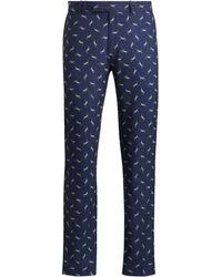 Ralph Lauren - Classic Fit Stretch Pant - Lyst