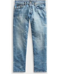Ralph Lauren Jeans Hampton Straight Fit - Azul