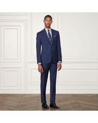 5eadd5c4bdaa Ralph Lauren Purple Label - Wool Serge Suit - Lyst