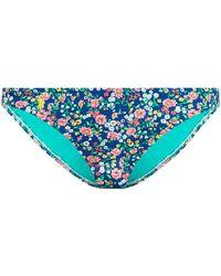 Polo Ralph Lauren Floral Hipster Bottom - Blue