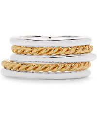 Ralph Lauren - Stackable Ring Set - Lyst