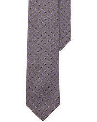 Polo Ralph Lauren   Neat Silk Twill Narrow Tie   Lyst